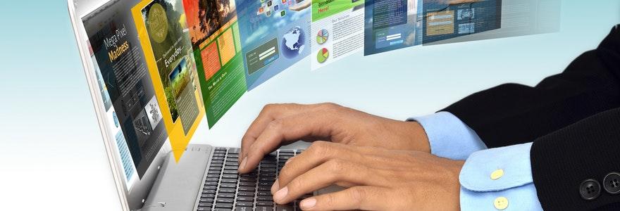 créer gratuitement un site web